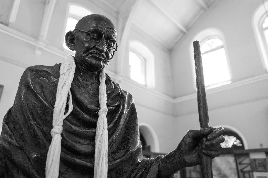 Gandhi Histoire des colonies